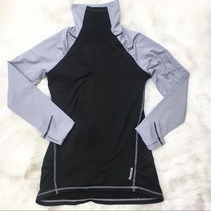 Reebok long sleeved top